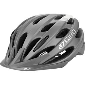 Giro Revel Fietshelm, mat titanium/white